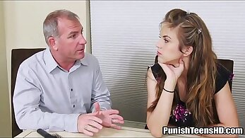 companions daughter eventually caught dad and milf mom Money Hungry compeer
