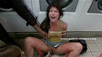 Camgirl Caroline Ferrara Carter Randal teen abuse humiliation
