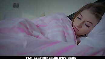 Chubby Wife Fucking My Stepdaughter