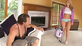 companions daughter and dad punished My Annoying Stepbro