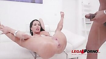 Aunny chicks is up for anal sex in hard behind with big dick