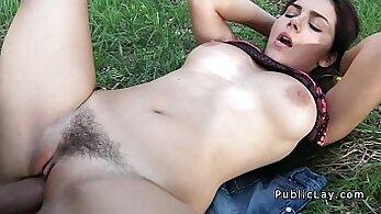 Busty Schoolgirl Nikki Carter In POV Sex With Student